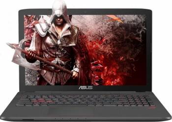 Laptop Asus ROG GL752VW-T4015D Intel Core Skylake i7-6700HQ 1TB 8GB GTX960M 4GB FullHD Gri Metal Laptop laptopuri