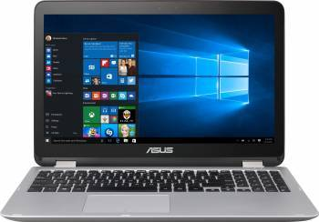 Laptop Asus TP501UA Intel Core Skylake i7-6500U 1TB+128GB 8GB Win10 FHD Touch