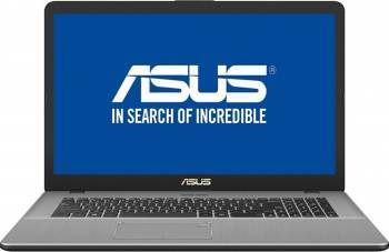 Laptop Asus VivoBook Pro 17 Intel Core Kaby Lake i7-7500U 1TB HDD+128GB SSD 16GB nVidia GeForce GTX 1050 4GB Endless FHD Laptop laptopuri