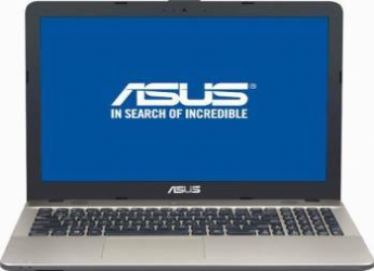 Laptop Asus VivoBook Max A541NA-GO181 Intel Celeron N3450 500GB 4GB HD Endless Chocolate Black Laptop laptopuri