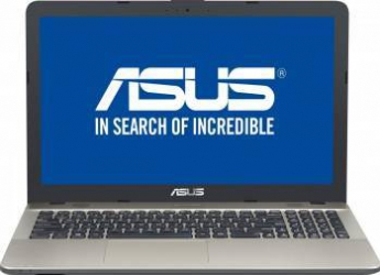 Laptop Asus VivoBook Max X541UA-DM1231 Intel Core Skylake i3-6006U 128GB 4GB Endless OS FullHD Negru Laptop laptopuri