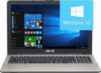 Laptop Asus VivoBook Max X541UV-DM726T Intel Core Kaby Lake i5-7200U 1TB 4GB nVidia 920MX 2GB Win10 FHD Chocolate Black Laptop laptopuri