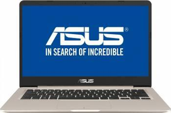 Ultrabook Asus VivoBook S406UA Intel Core Kaby Lake R (8th Gen) i5-8250U 256 SSD 8GB FullHD Endless Tastatura ilum. Laptop laptopuri