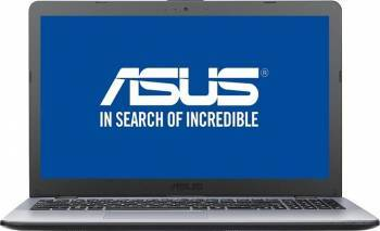 Laptop Asus Vivobook 15 X542UR Intel Core Kaby Lake i5-7200U 1TB 4GB nVidia GeForce 930MX 2GB FullHD Dark Grey Laptop laptopuri