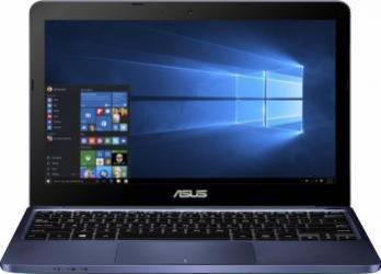Laptop Asus X206HA Intel Atom x5-Z8350 32GB eMMC 2GB HD Win 10 Home Albastru