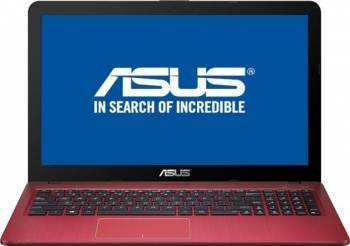Laptop Asus X540LA Intel Core i3-5005U 500GB 4GB Rosu