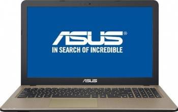 Laptop Asus X540LJ i3-4005U 500GB 4GB Nvidia GT920M 2GB DVDRW HD Black