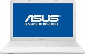 Laptop Asus X540SA Dual Core N3060 500GB 4GB HD Alb