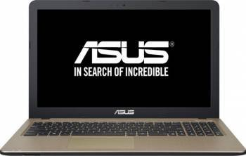 Laptop Asus X540SA Intel Celeron N3060 (2M Cache, up to 2.48 GHz) 500GB 4GB DVDRW