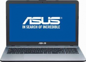 Laptop Asus Vivobook X541UA Intel Core i3-6006U 500GB 4GB DDR4 HD DVDRW Silver Laptop laptopuri