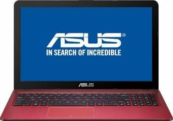 Laptop Asus X541UJ-GO004 Intel Core i3-6006U 500GB 4GB NVIDIA GeForce 920M 2GB HD Rosu