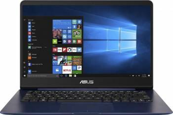 Ultrabook Asus ZenBook 3 UX490UAR Intel Core Kaby Lake R 8th Gen i7-8550U 512GB 8GB Win10 FullHD Blue Laptop laptopuri