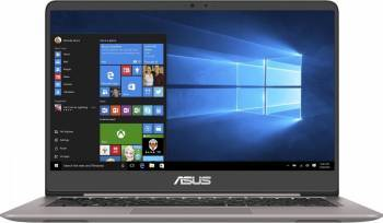 Laptop Asus ZenBook UX410UQ-GV022R Intel Core Kaby Lake i7-7500U 1TB HDD+256GB SSD 16GB nVidia 940MX 2GB Win10 FullHD Laptop laptopuri