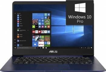 Laptop AsusPro BX430UA-GV071R Intel Core i7-7500U 256GB 8GB Win10 Pro FullHD Fingerprint Laptop laptopuri