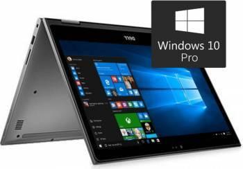Laptop 2in1 Dell Inspiron 5378 Intel Core Kaby Lake i7-7500U 512GB 16GB Win10 Pro FullHD Laptop laptopuri