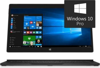 Laptop Dell 2in1 Latitude E7275 Intel Core M5-6Y54 256GB 8GB FullHD Win10 Pro Laptop laptopuri