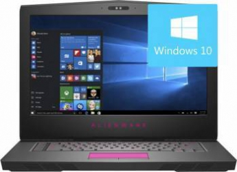 Laptop Dell Alienware 15 R3 Intel Core i7-6820HK 1TB HDD+1TB SSD 32GB nVidia Geforce GTX1070 8GB Win10 UHD Laptop laptopuri