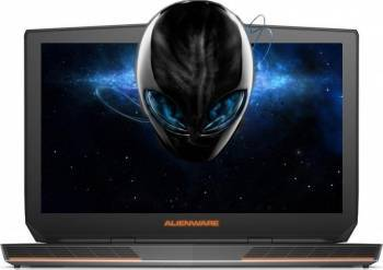 Laptop Dell Alienware 17 i7-6820HK 1TB HDD+1TB SSD 32GB nVidia GeForce GTX 980M 8GB UHD Win10 3 ani garantie