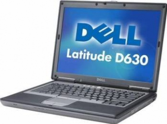 Laptop Dell Core 2 Duo T7500 80GB 2GB Win 10 Home Laptopuri Reconditionate,Renew