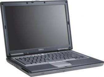Laptop Dell D630 Core 2 Duo T7300 80GB 2GB Win10 Home