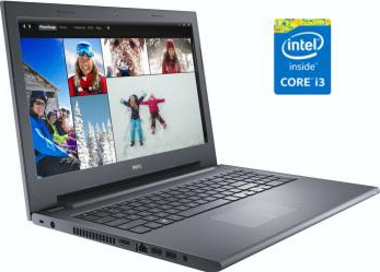 Laptop Dell Inspiron 3542 i3-4005U 500GB 4GB HDMI 3 ani garantie