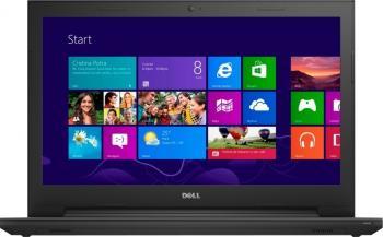 Laptop Dell Inspiron 3542 i3-4005U 500GB 4GB WIN8 3 ani garantie