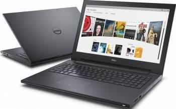 Laptop Dell Inspiron 3543 Dual Core 3805U 500GB 4GB HDMI 3 ani garantie