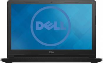 Laptop Dell Inspiron 3552 Intel Pentium N3710 500GB 4GB DVDRW HD