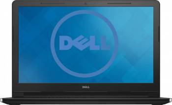 Laptop Dell Inspiron 3567 Intel Core i3-6006U 256GB 4GB AMD Radeon R5 M430 2GB FullHD Black Laptop laptopuri