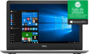 Laptop Dell Inspiron 5370 Intel Core Kaby Lake R (8th Gen) i7-8550U 256GB SSD 8GB AMD Radeon 530 2G FullHD Win10 Pro Laptop laptopuri