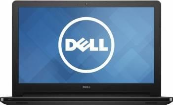 Laptop Dell Inspiron 5558 i3-4005U 500GB 4GB HD DVD-RW 3 ani garantie Resigilat