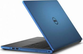 Laptop Dell Inspiron 5559 Intel Core Skylake i7-6500U 1TB 8GB Radeon R5-M335 2GB Albastru