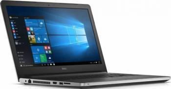 Laptop Dell Inspiron 5559 Intel Core Skylake i7-6500U 256GB 8GB R5 M335 4GB Win10 FHD Touch Gri ST