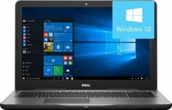 Laptop Dell Inspiron 5567 Intel Core Kaby Lake i5-7200U 1TB 8GB AMD Radeon R7 M445 4GB Win10 FullHD 3 ani garantie
