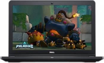 Laptop Dell Inspiron 5567 Procesor Intel Core i5-7200U 1TB 8GB AMD Radeon R7 M445 4GB FullHD