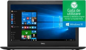 Laptop Dell Inspiron 5570 Intel Core Kaby Lake R(8th Gen) i5-8250U 256GB 8GB AMD Radeon 530 4GB Win10 FHD FPR Laptop laptopuri