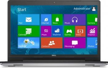 Laptop Dell Inspiron 5748 i5-4210U 1TB 4GB GT840M 2GB WIN8 3ani garantie