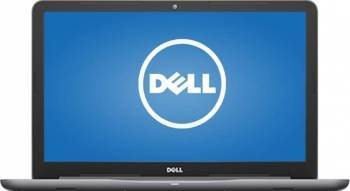 Laptop Dell Inspiron 5767 Intel Core Kaby Lake i5-7200U 1TB 8GB AMD Radeon R7 M445 4GB FHD Laptop laptopuri