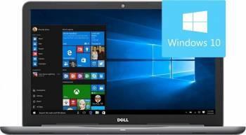 Laptop Dell Inspiron 5767 Intel Core Kaby Lake i7-7500U 2TB 16GB AMD Radeon R7 M445 4GB Win10 FullHD Laptop laptopuri