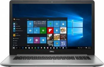 Laptop Dell Inspiron 5770 Intel Core i3-6006U 1TB 8GB Win10 FullHD Platinum Silver Laptop laptopuri