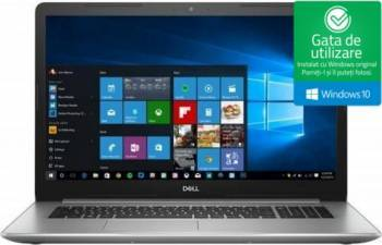 Laptop Dell Inspiron 5770 Intel Core Kaby Lake R (8th Gen) i5-8250U 1TB HDD + 128GB SSD 8GB AMD Radeon 530 4GB Win10 FHD Laptop laptopuri
