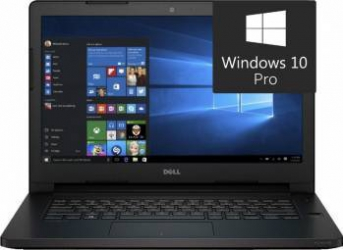 Laptop Dell Latitude 3470 Intel Core i3-6100U 500GB 4GB Win10 Pro HD Fingerprint 3 ani garantie NBD Laptop laptopuri