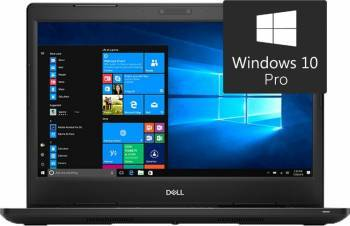 Laptop Dell Latitude 3480 Intel Core i5-7200U 1TB 8GB Win10 Pro FullHD Fingerprint Laptop laptopuri