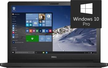 Laptop Dell Latitude 3570 Intel Core i3-6100U 500GB 4GB Win10 Pro HD 3 ani garantie NBD Laptop laptopuri