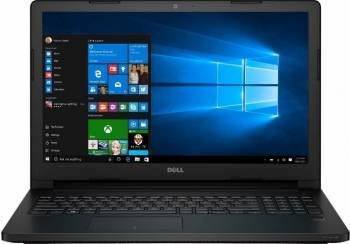 Laptop Dell Latitude 3570 Intel Core Skylake i5-6200U 500GB-7200rpm 4GB Win10 Pro HD Fingerprint