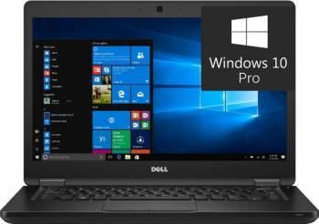 Laptop Dell Latitude 5480 Intel Core Kaby Lake i5-7200U 256GB 8GB FullHD Win10 Pro Laptop laptopuri