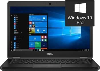 Laptop Dell Latitude 5480 Intel Core Kaby Lake i5-7200U 256GB 8GB Win10 Pro FullHD FPR 3 ani garantie NBD Laptop laptopuri
