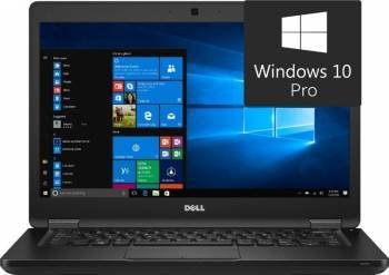 Laptop Dell Latitude 5480 Intel Core Kaby Lake i7-7820HQ 256GB 16GB Win10 Pro FullHD Fingerprint Laptop laptopuri