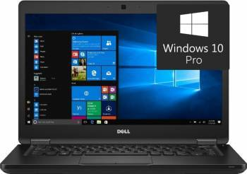 Laptop Dell Latitude 5480 Intel Core Kaby Lake i7-7820HQ 512GB 32GB Win10 Pro FullHD Fingerprint Laptop laptopuri