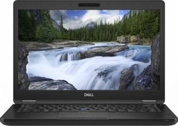 Laptop Dell Latitude 5490 Intel Core Kaby Lake R (8th Gen) i5-8350U 256GB SSD 8GB nVidia GeForce MX130 2GB FullHD  Laptop laptopuri